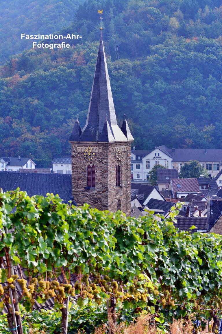 Pfarrkirche St. Johannes Apostel zu Dernau