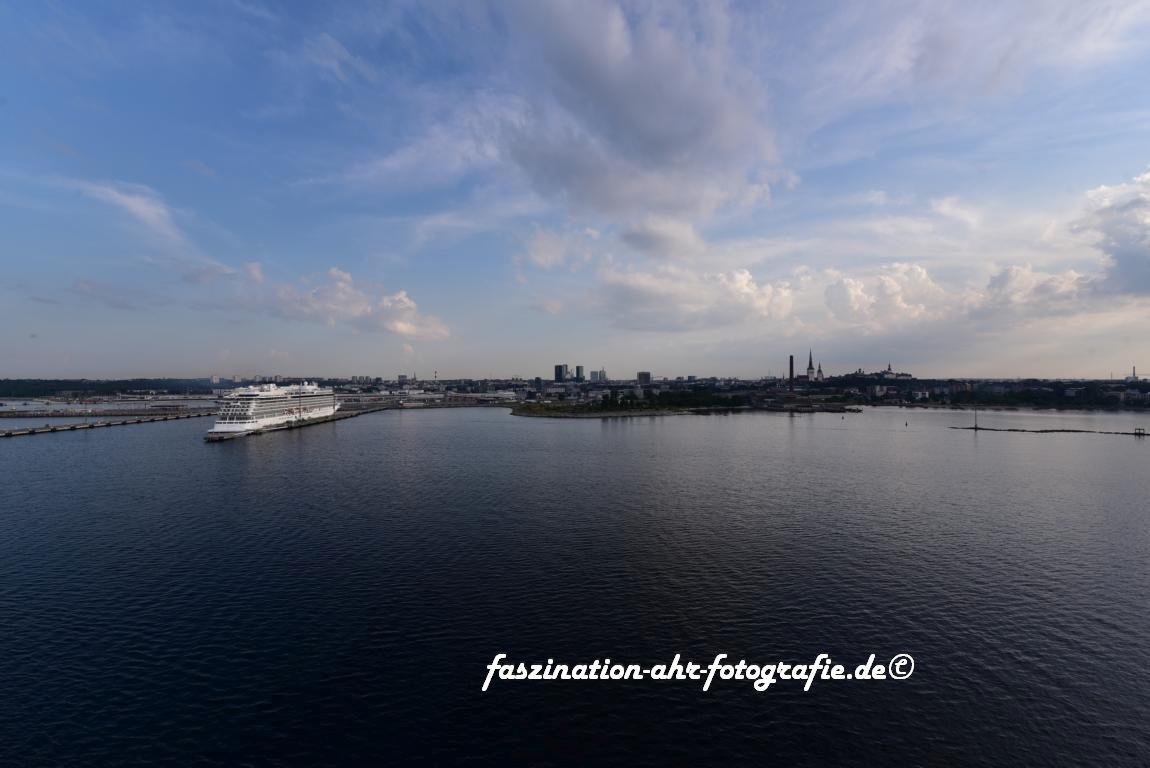 Tallinn voraus