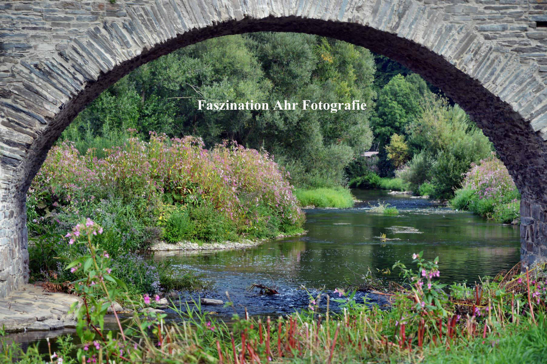 Nepomukbrücke in Rech