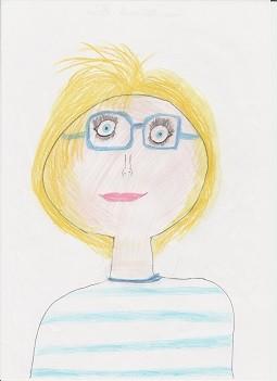 Frau Hellmich-Lührs, Schulleiterin