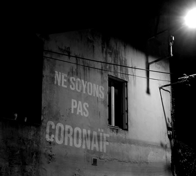 Pas coronaïf . Nantes Révoltée . 21.04 (Maya)