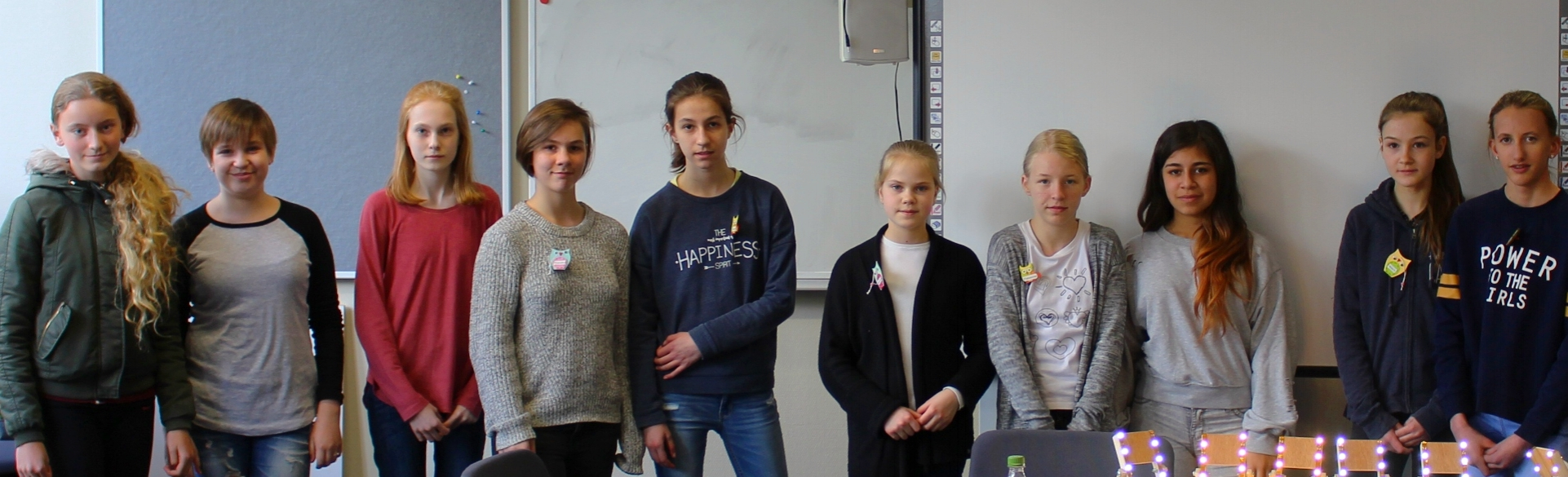 Girlsday an der JPRS