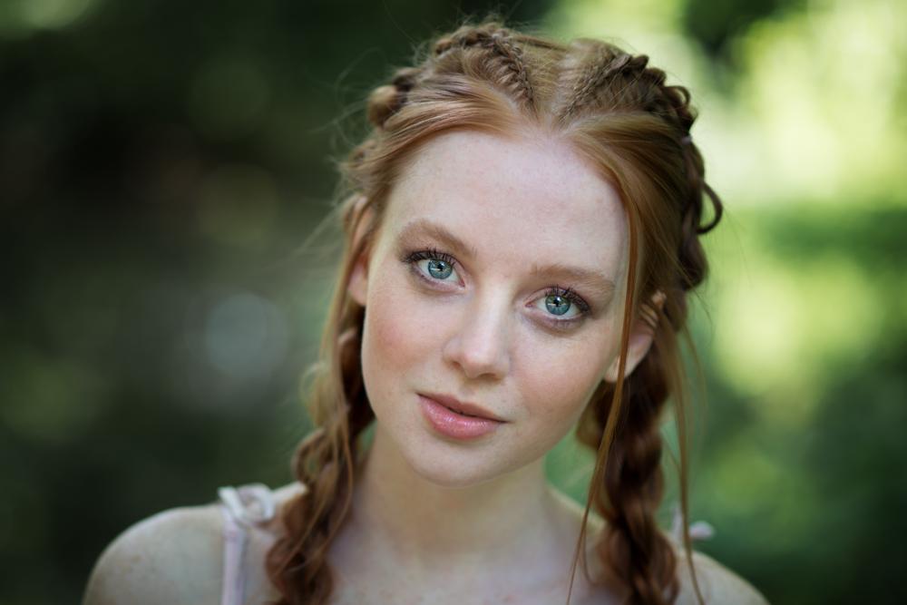 Foto: Steve Dean Mendes Model: Saskia Oever Haar: Vlechtidee Make up: LooXx MakeupArt