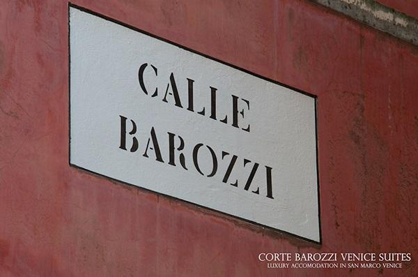 Calle Barozzi