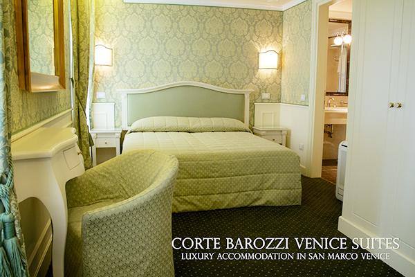 Corte Barozzi Venice Suites - our suites