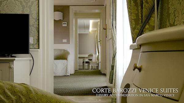 Corte Barozzi Venice - le suites
