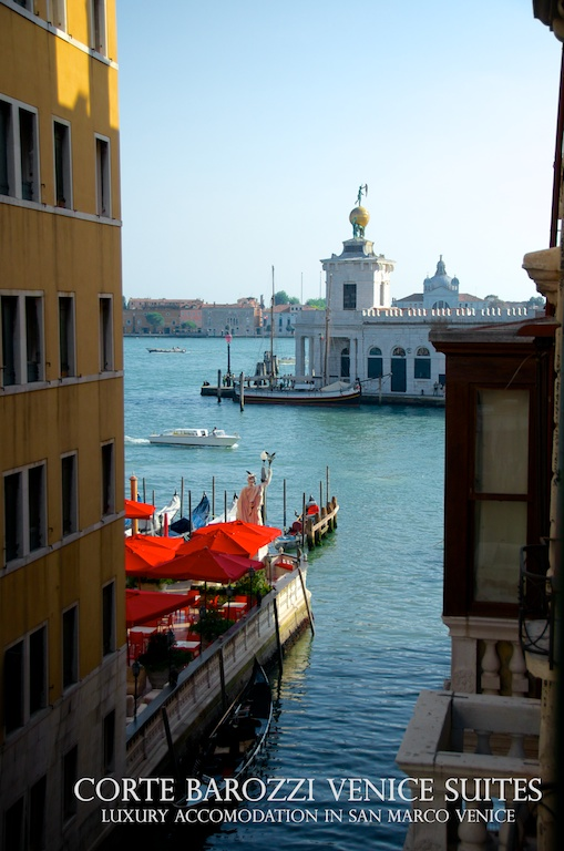 Corte Barozzi Venice Suites: view from the room