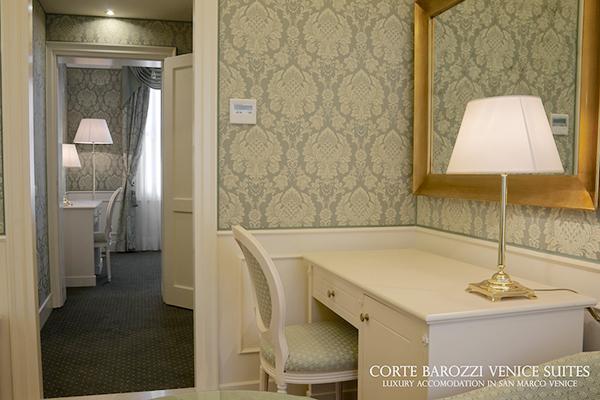 Corte Barozzi Venice Suites -- three-bedroom apartment