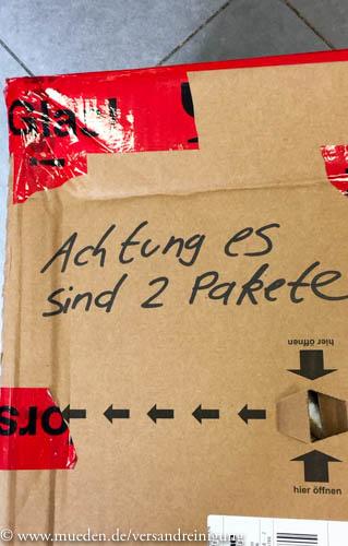 www.mueden.de, Kuscheltierspende, Saarbasar 2 Pakete