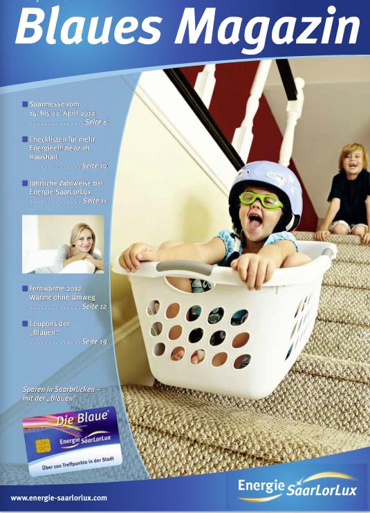 BLOG, 2012, Die Blaue Kundenkarte
