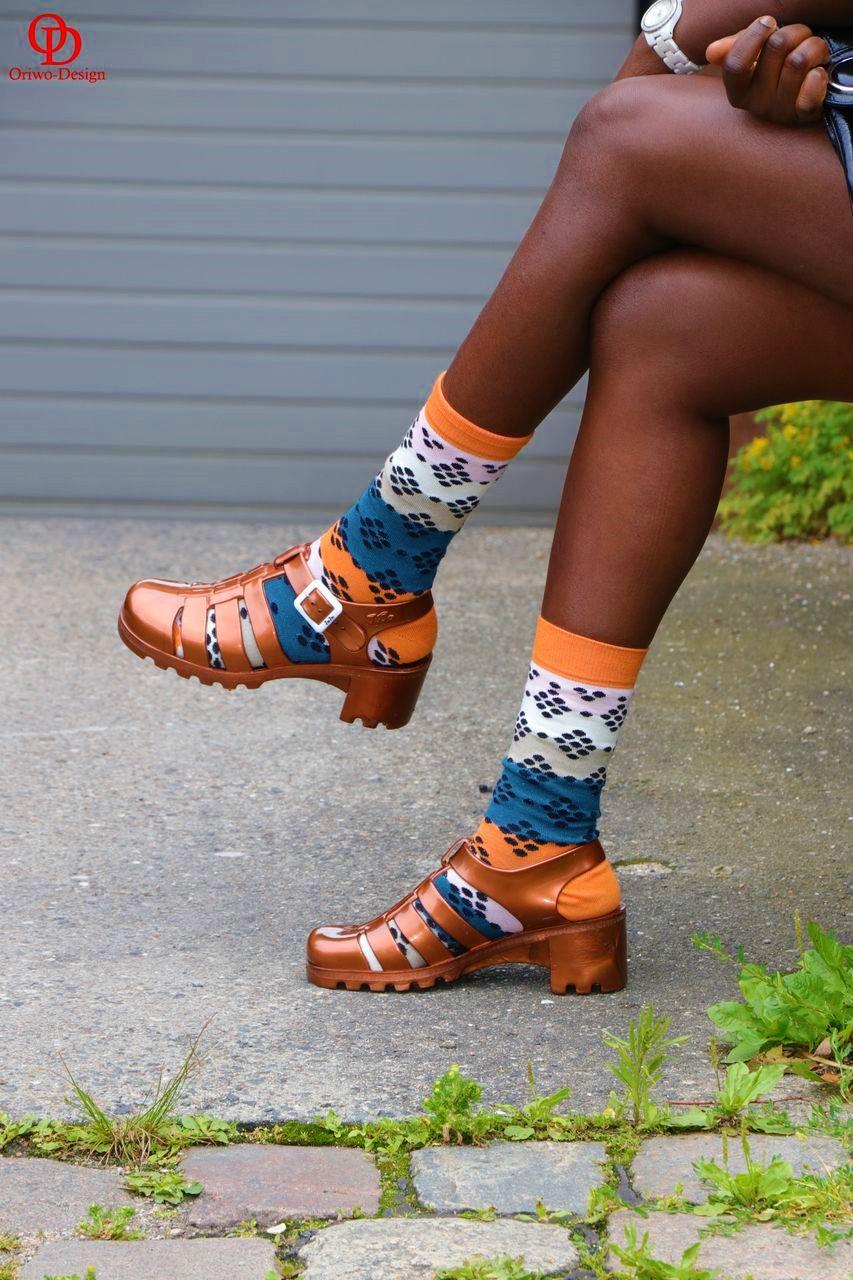 a346b9882550 Socks   Jelly Sandals - oriwo-design.de