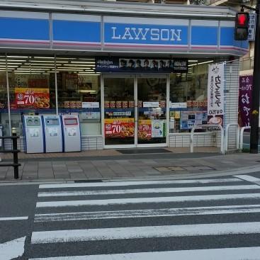ローソン放出東3丁目店