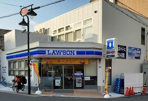 ローソン放出駅東店