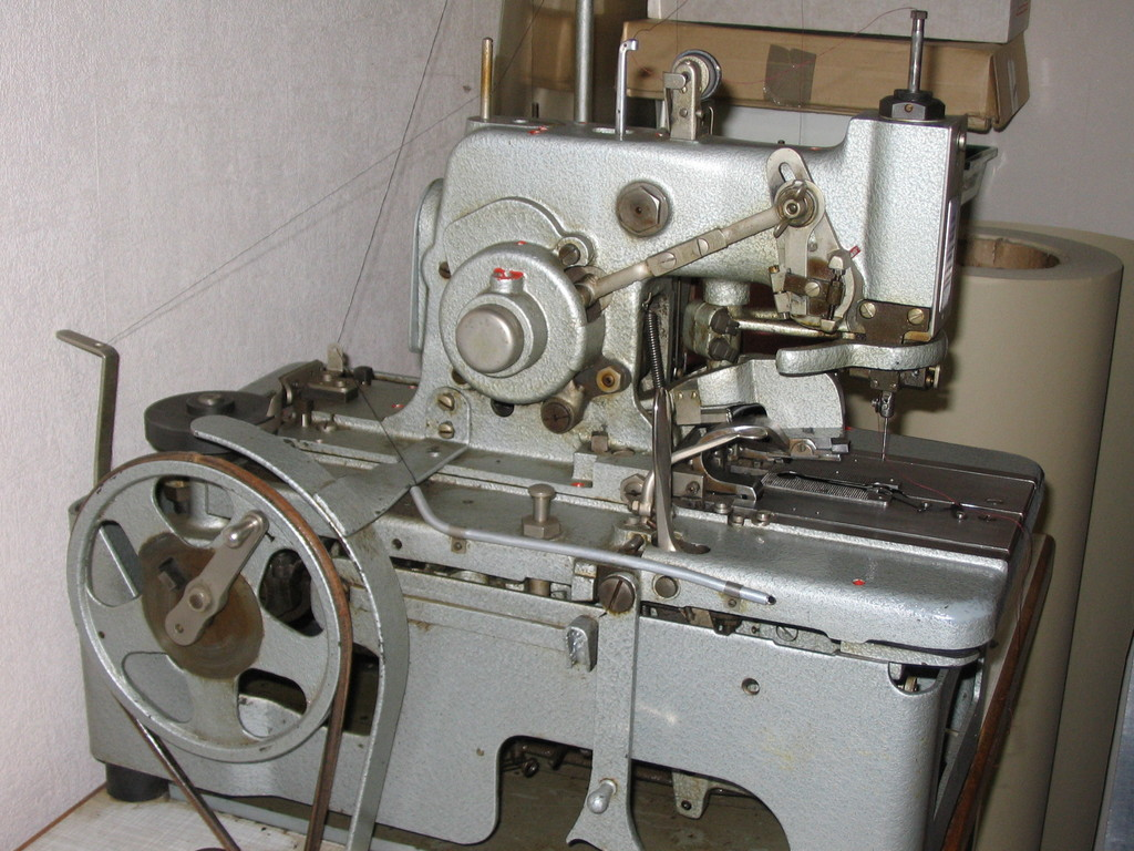 Knopflochautomat