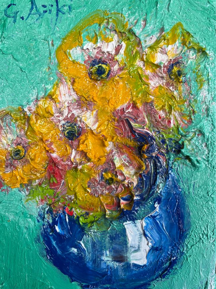 赤い花   SM   心熱き赤い花
