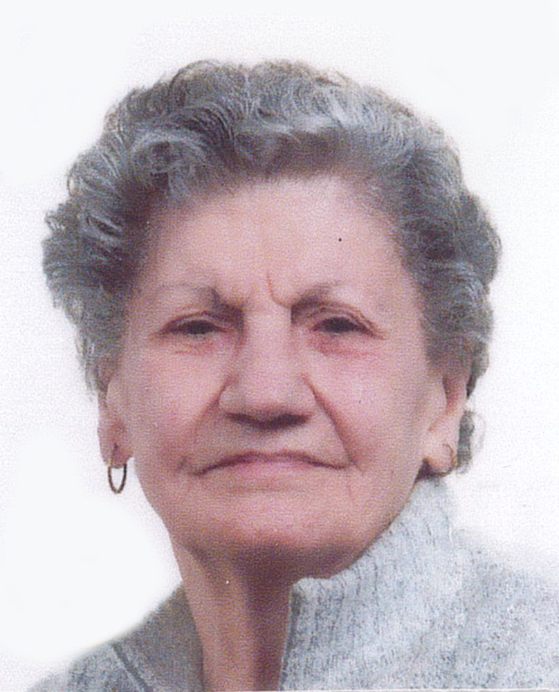 Carmela  LIBERTUCCI (Melina) Ved. TERZANO - di anni 90 -