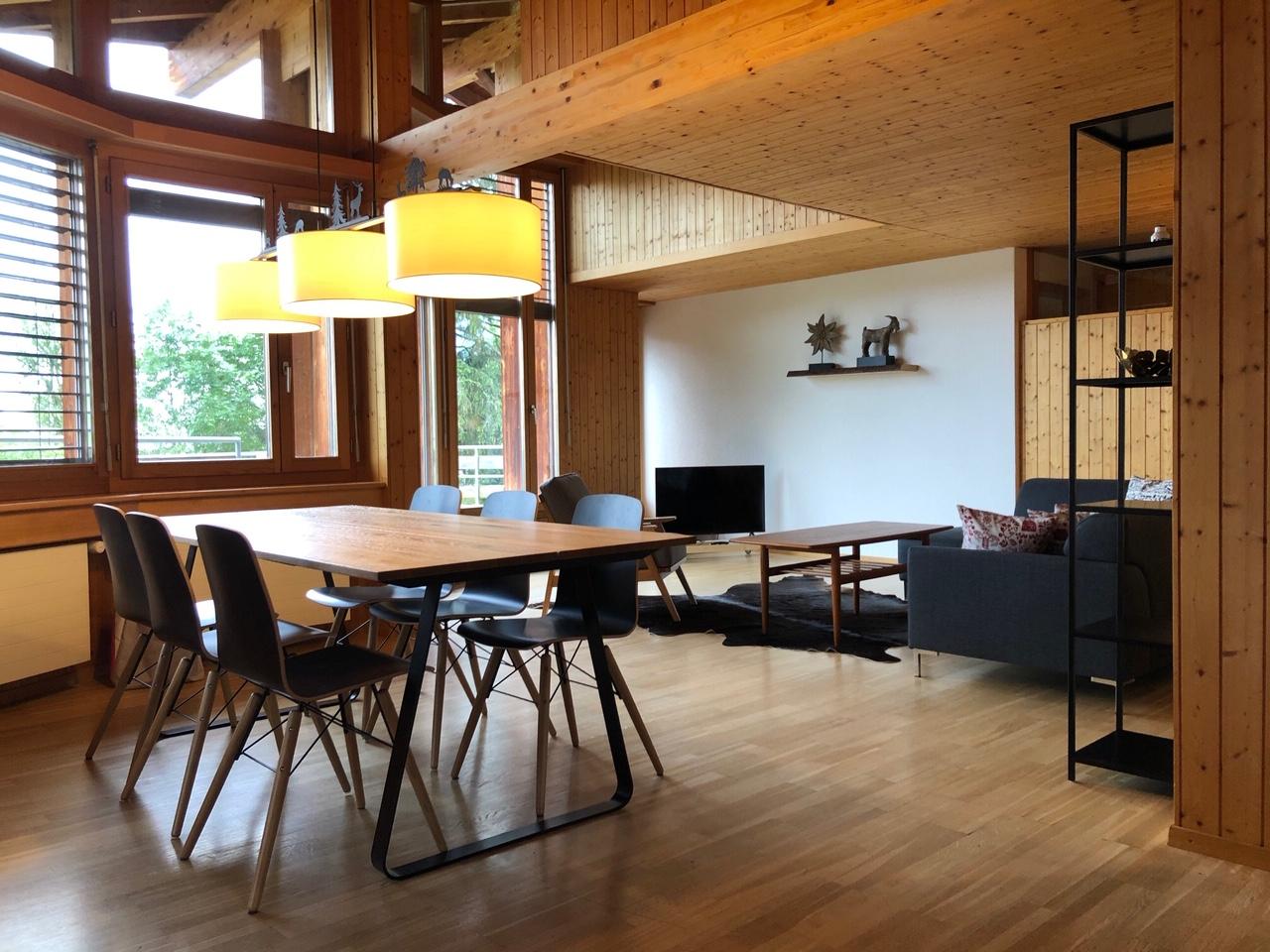 Neu eingerichtete Ferienwohnung für bis zu 6 Personen zu vermieten