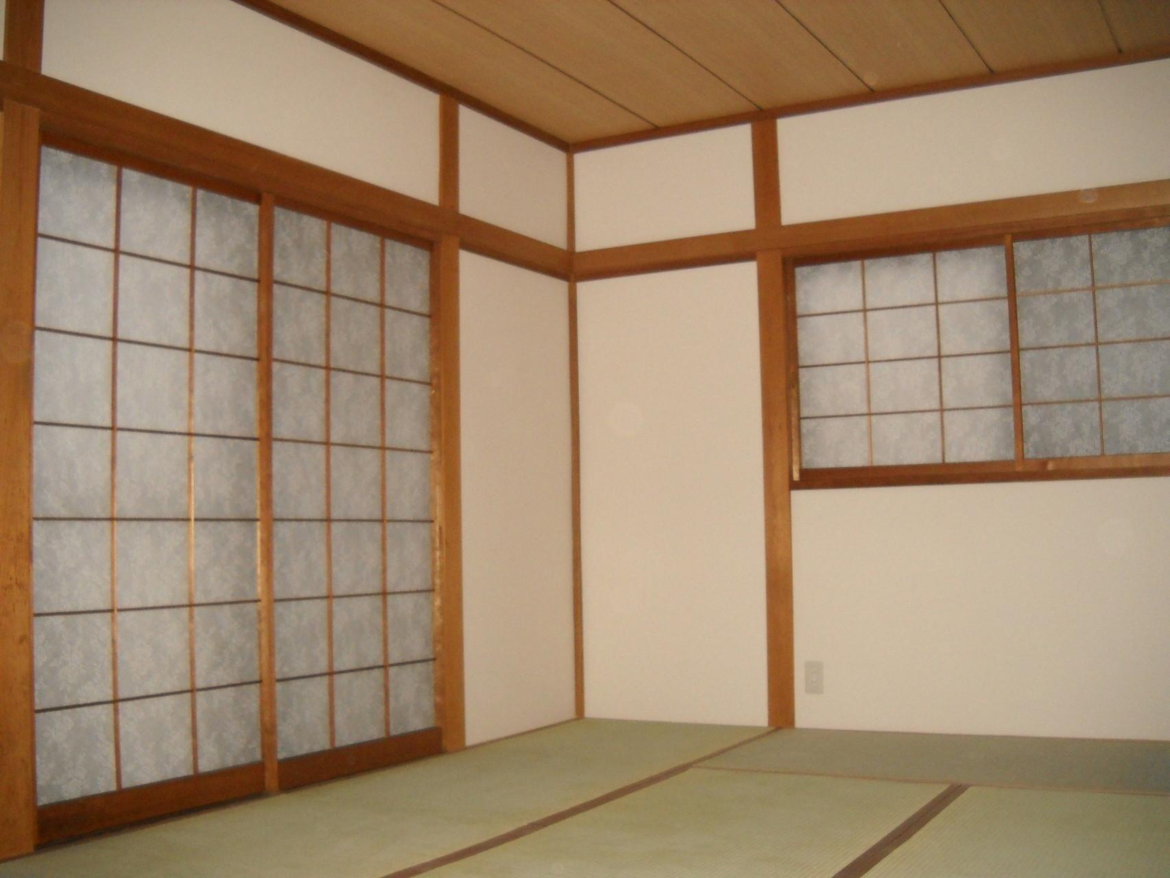 和室(After)