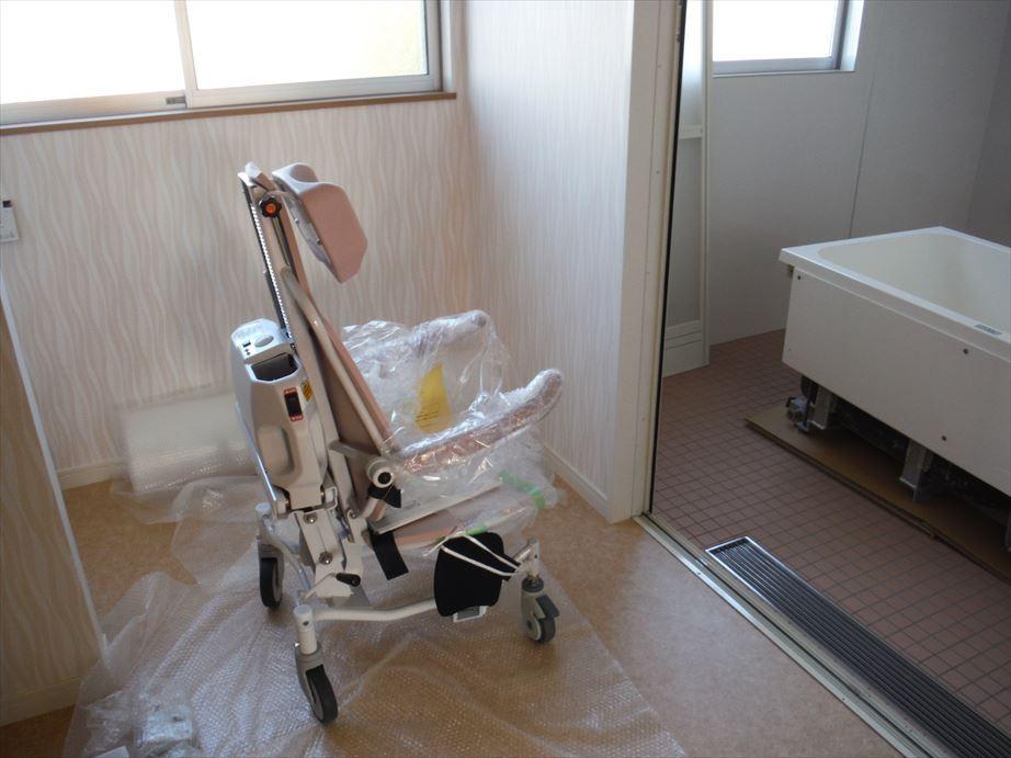 浴室 -バリアフリー-