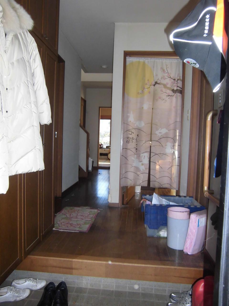 廊下(Before)