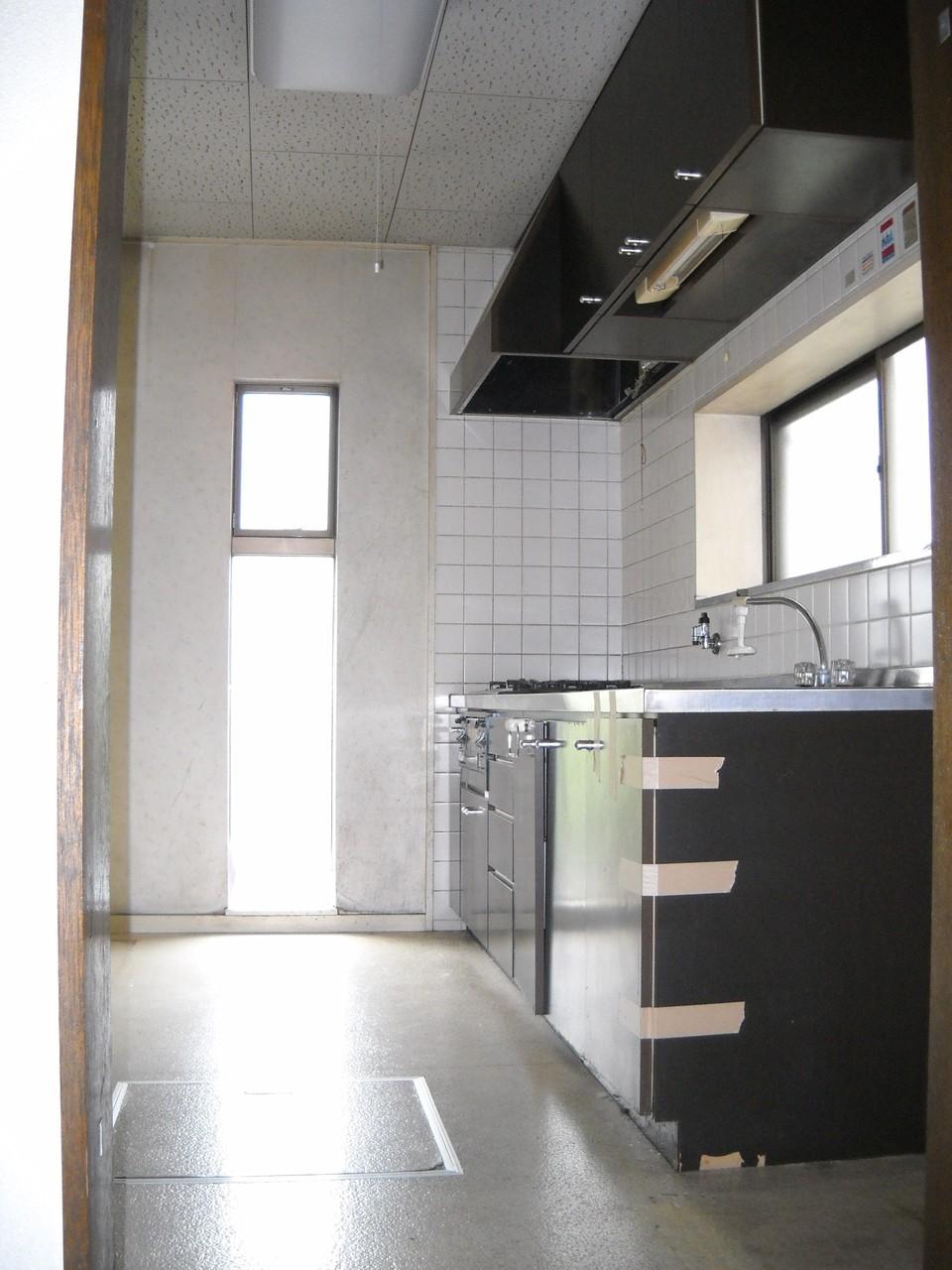 キッチン(Before)