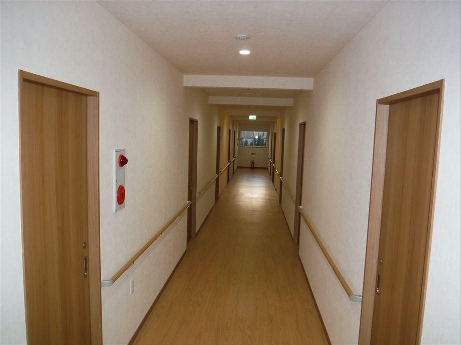 廊下 -2階部分も同様-