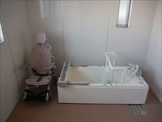 浴室 -デイサービス-