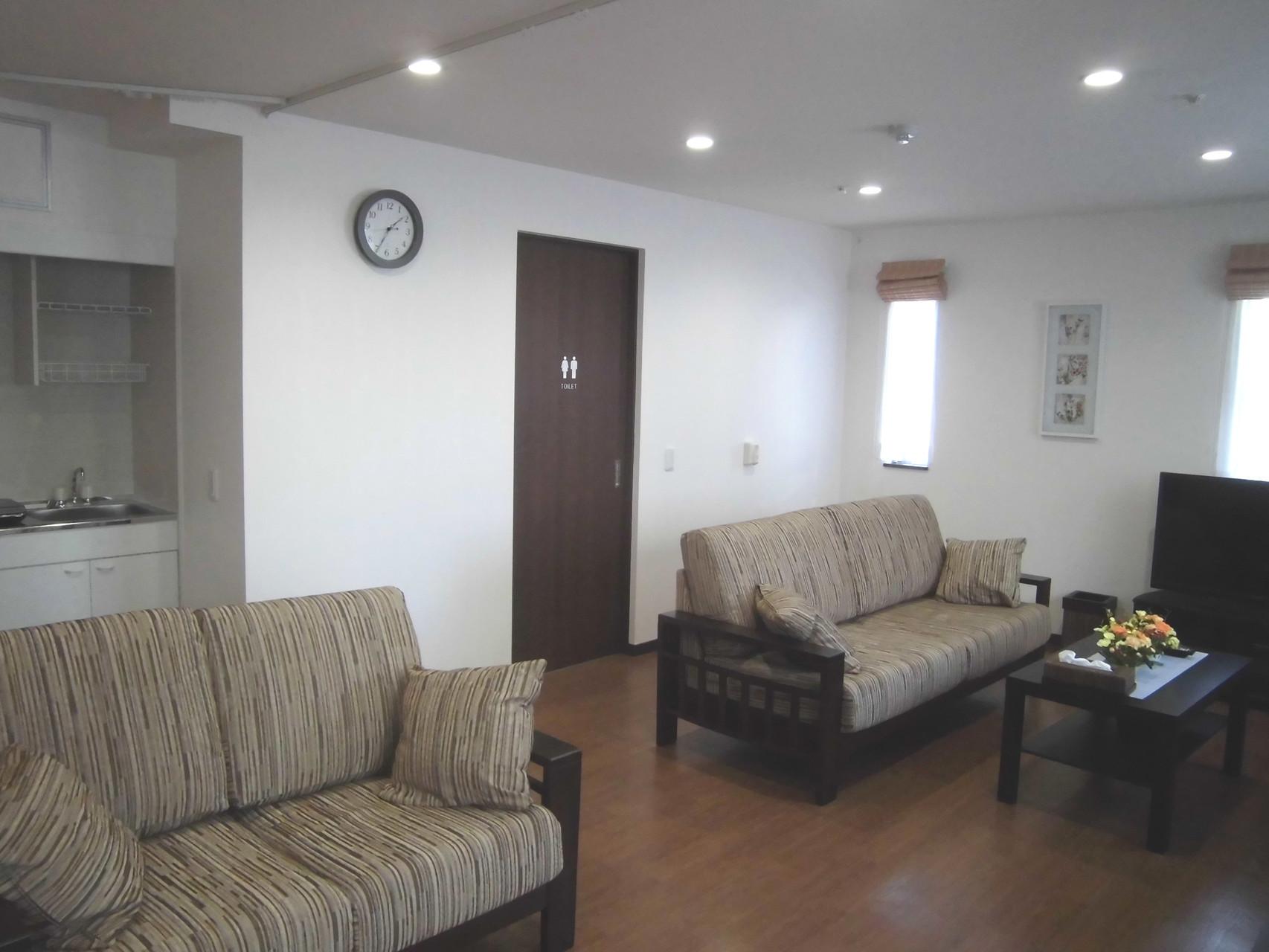 1階談話室