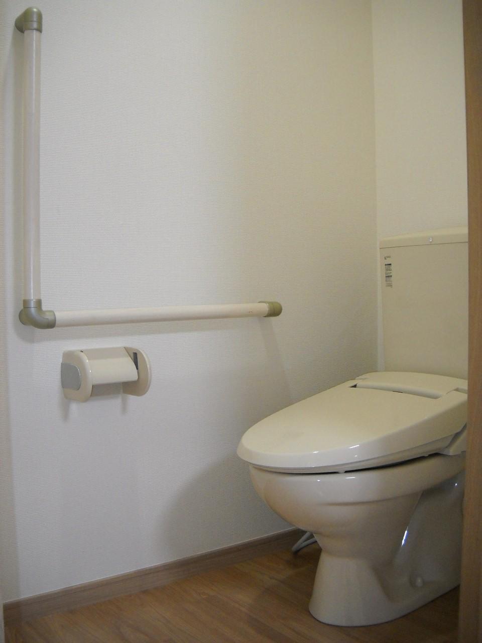 居室(トイレ)