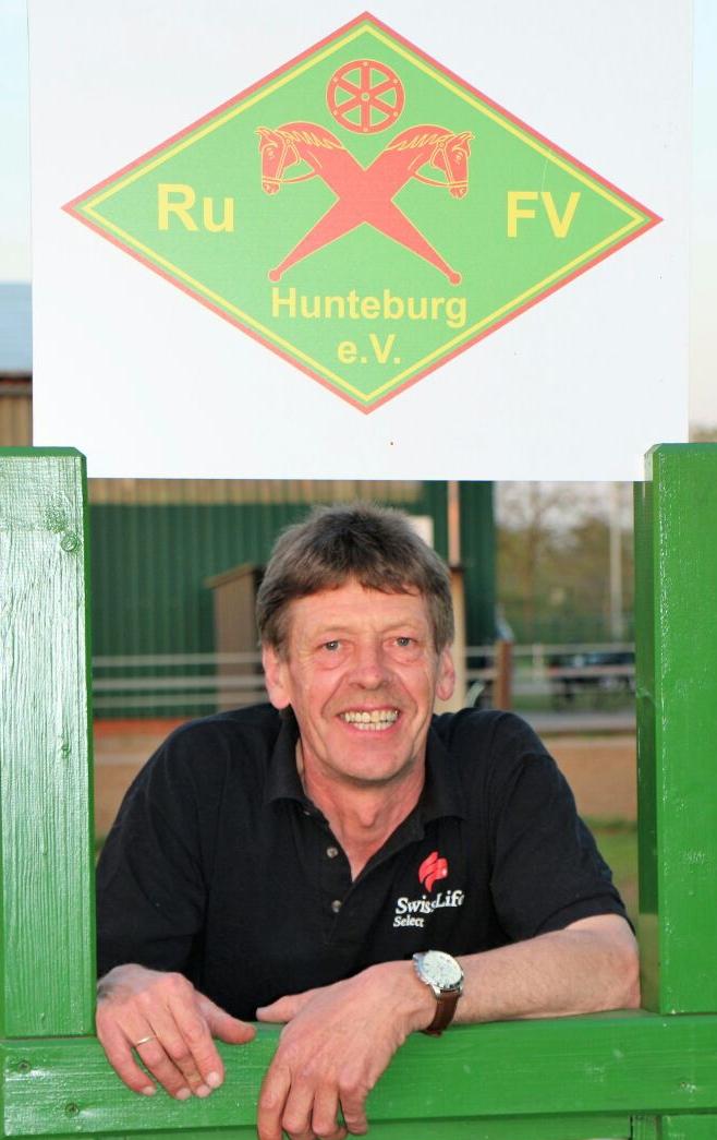 1. Platz-und Hallenwart Martin Klöcker
