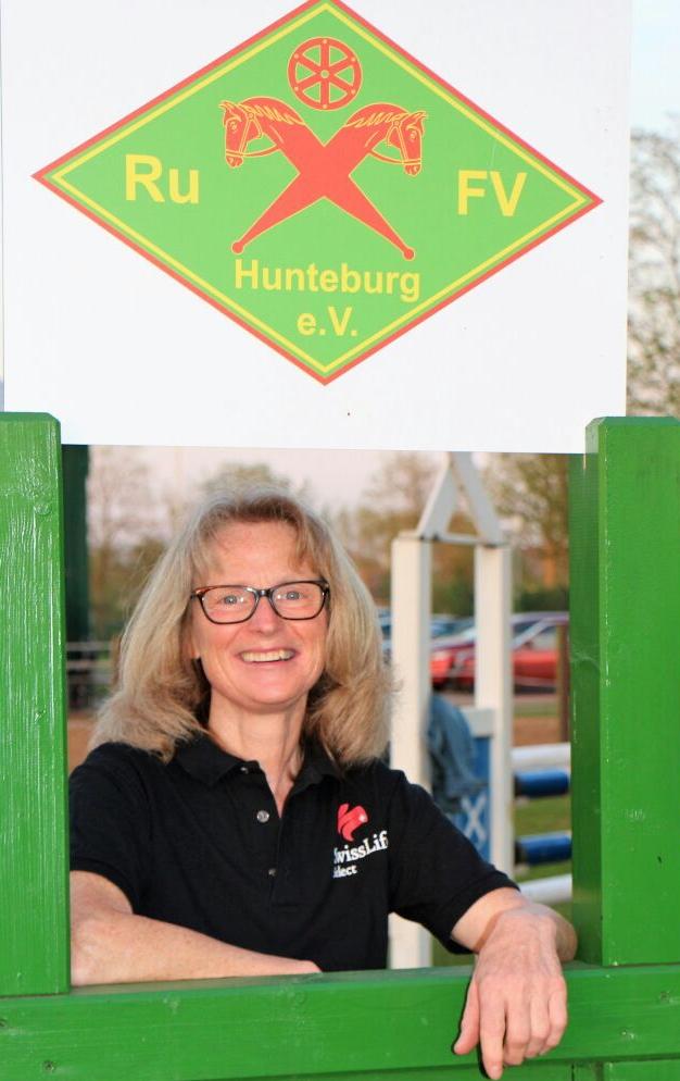 1. stellvertretende Vorsitzende: Edda Klöcker