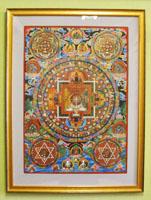 チベット仏教の曼荼羅