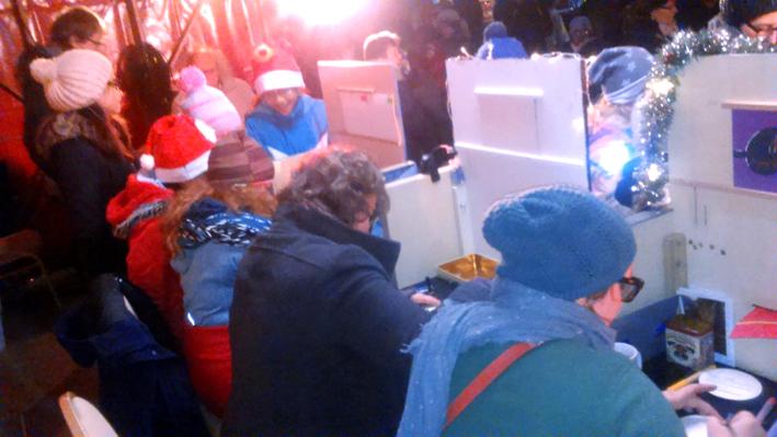 Altstadtweihnachtsmarkt Fürth
