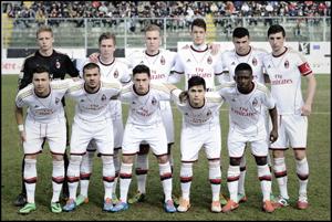 La Primavera victorieuse de la Viareggio Cup 2014
