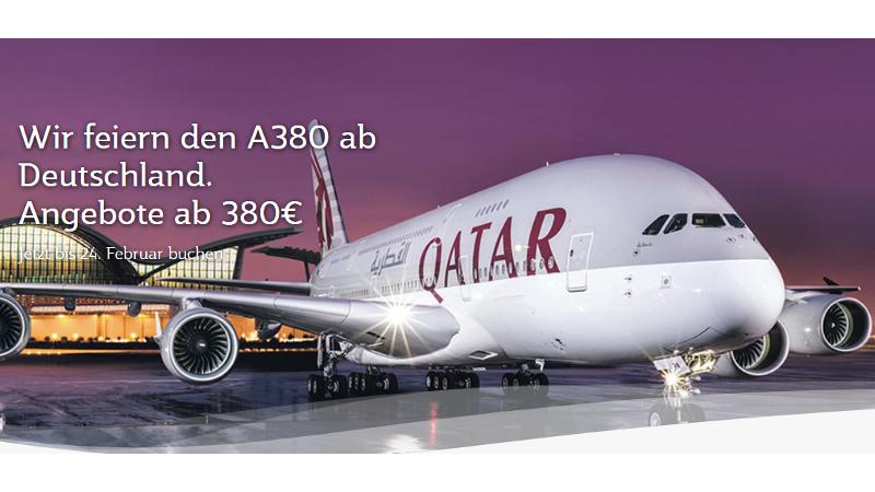 CheckEinfach | Bildquelle: qatarairways.de