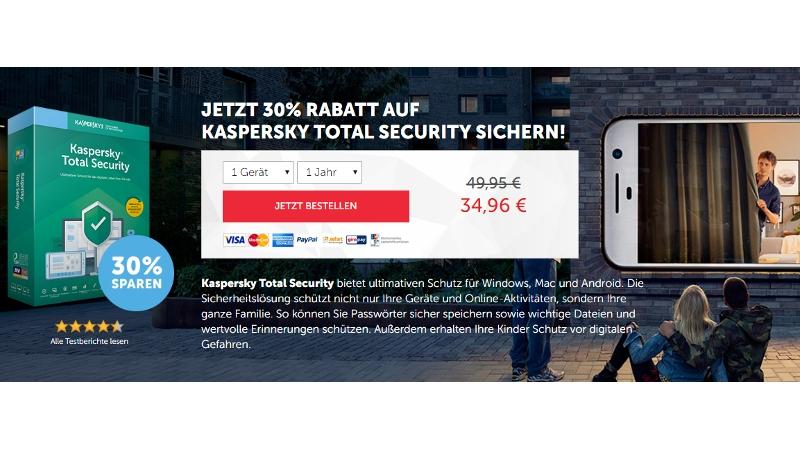 CheckEinfach | Bildquelle: Kaspersky.de
