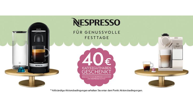 CheckEinfach | Bildquelle: nespresso.com