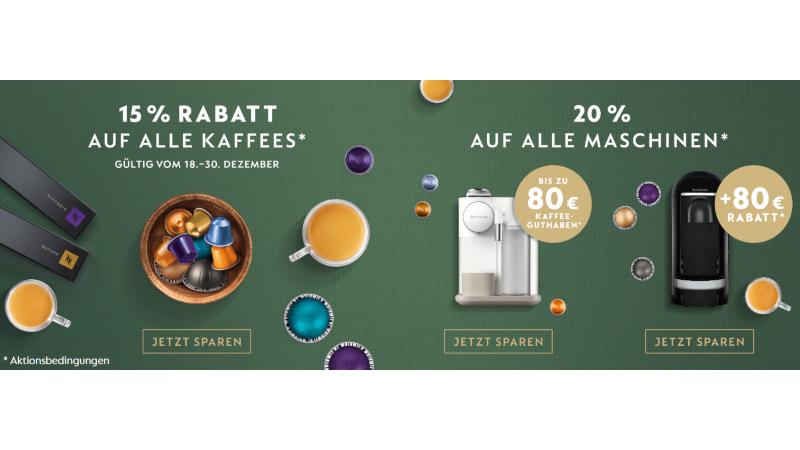 CheckEinfach | Bildquelle: nespresso.de