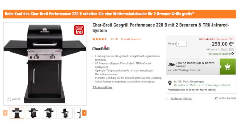 CheckEinfach | Bildquelle: obi.de