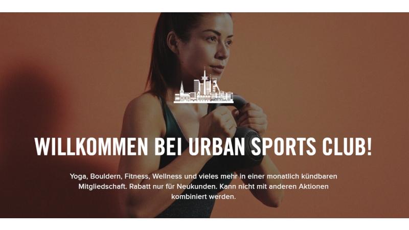 CheckEinfach | Bildquelle: urbansportsclub.com