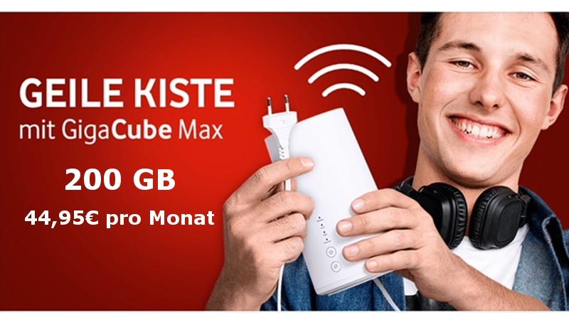 CheckEinfach | Vodafone GigaCube Max