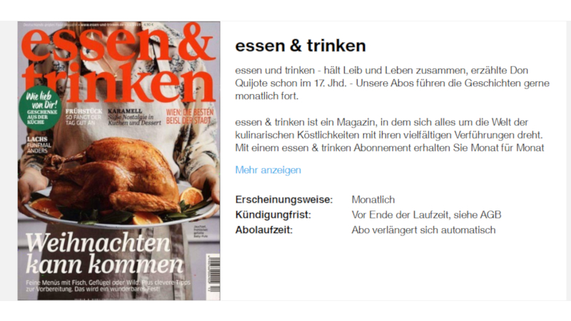 CheckEinfach | Bildquelle: zeitschriften-abo.shop