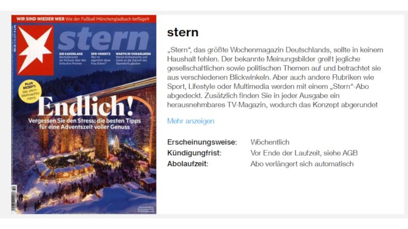 CheckEinfach | Bildquelle: zeitschriften-abo.de