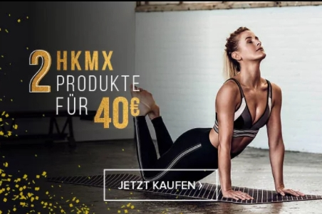 Hunkemoller HKMX Sportkollektion