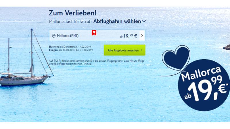 CheckEinfach | Bildquelle: TuiFly.de
