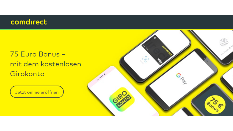 CheckEinfach | Bildquelle: comdirect.de