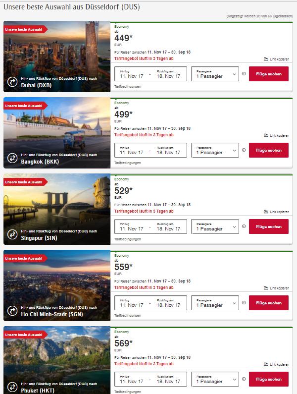 CheckEinfach | Emirates