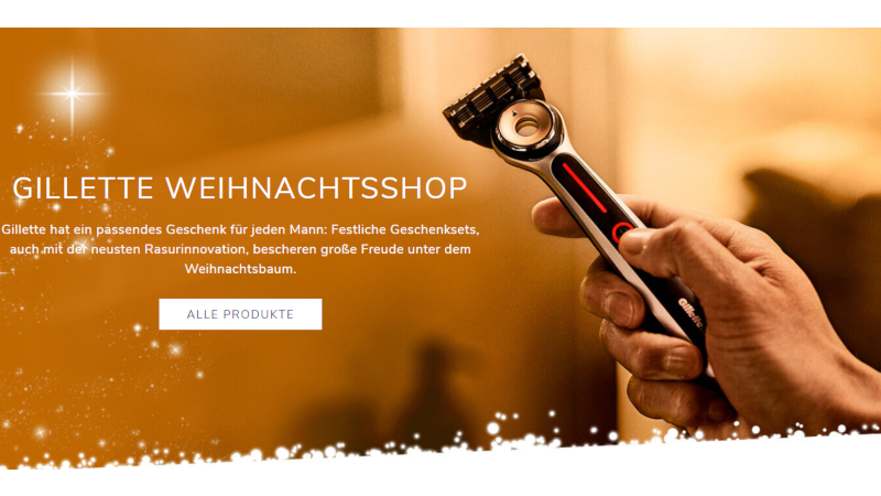 CheckEinfach | Bildquelle: gillette.de
