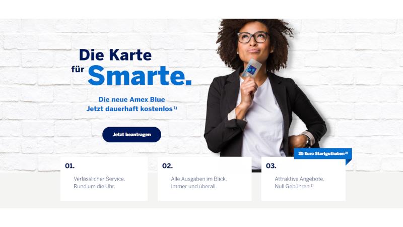 CheckEinfach | Bildquelle: Americanexpress.de