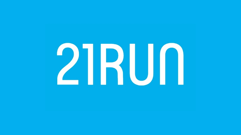CheckEinfach | 21run-Logo